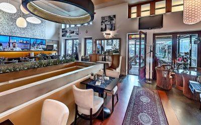 Yiddishe Mamma Mia étterem Budapest – teraszhűtés
