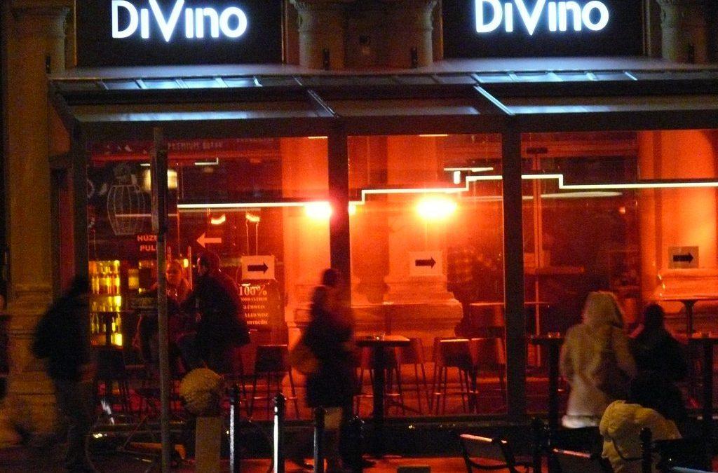 DiVino Borbár infrafűtés