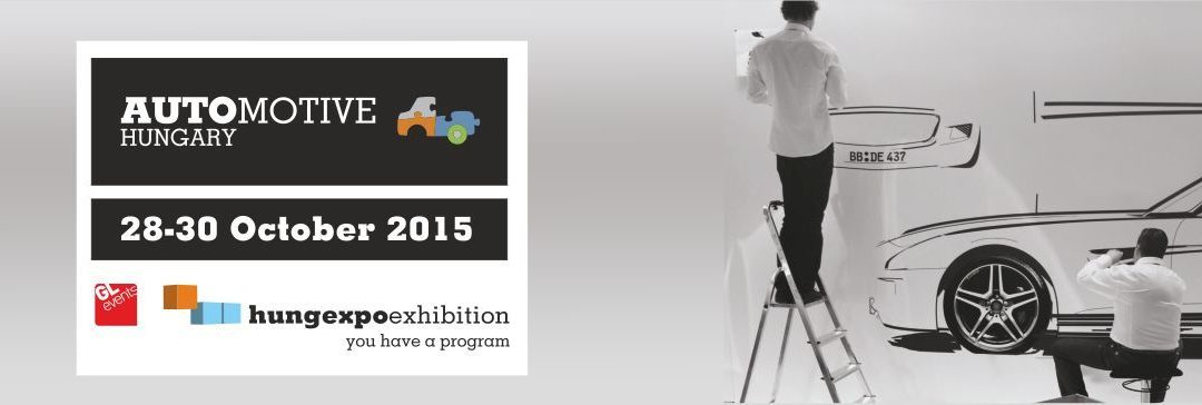 Automovie 2015 kiállítás