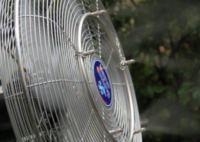 Párahűtés, párásítós ventilátor - Fórum pizzéria