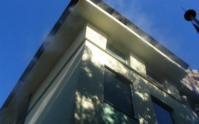 Magán-irodaház a Benczúr utcában