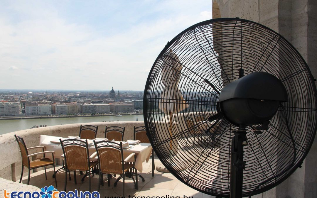 Rendezvényhűtés Budapest, Halászbástya